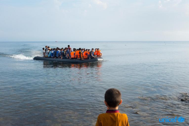 L'UNICEF denuncia 365 morti mare nei primi tre mesi del 2019