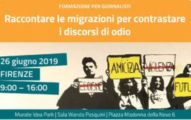 Formazione su hate speech a Firenze