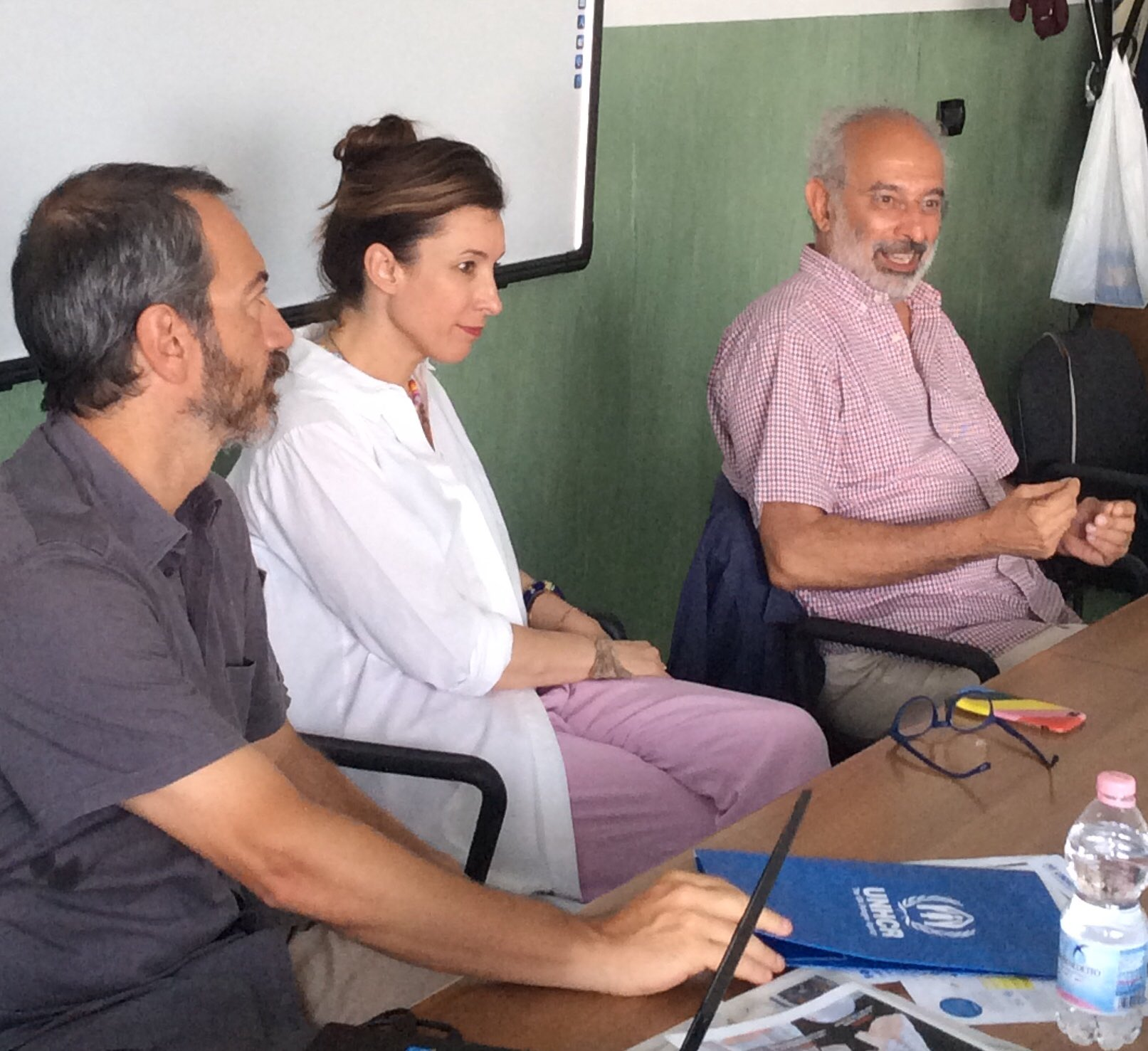 Migrazioni, fonti e fake news, incontro alla scuola di giornalismo