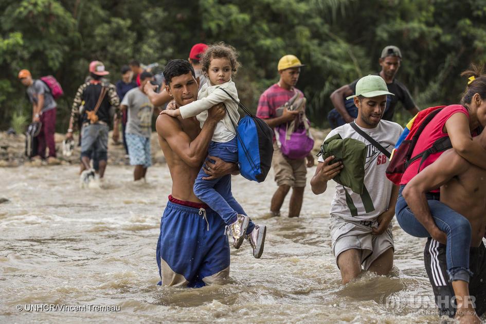 Record: il numero di persone in fuga nel mondo supera i 70 milioni