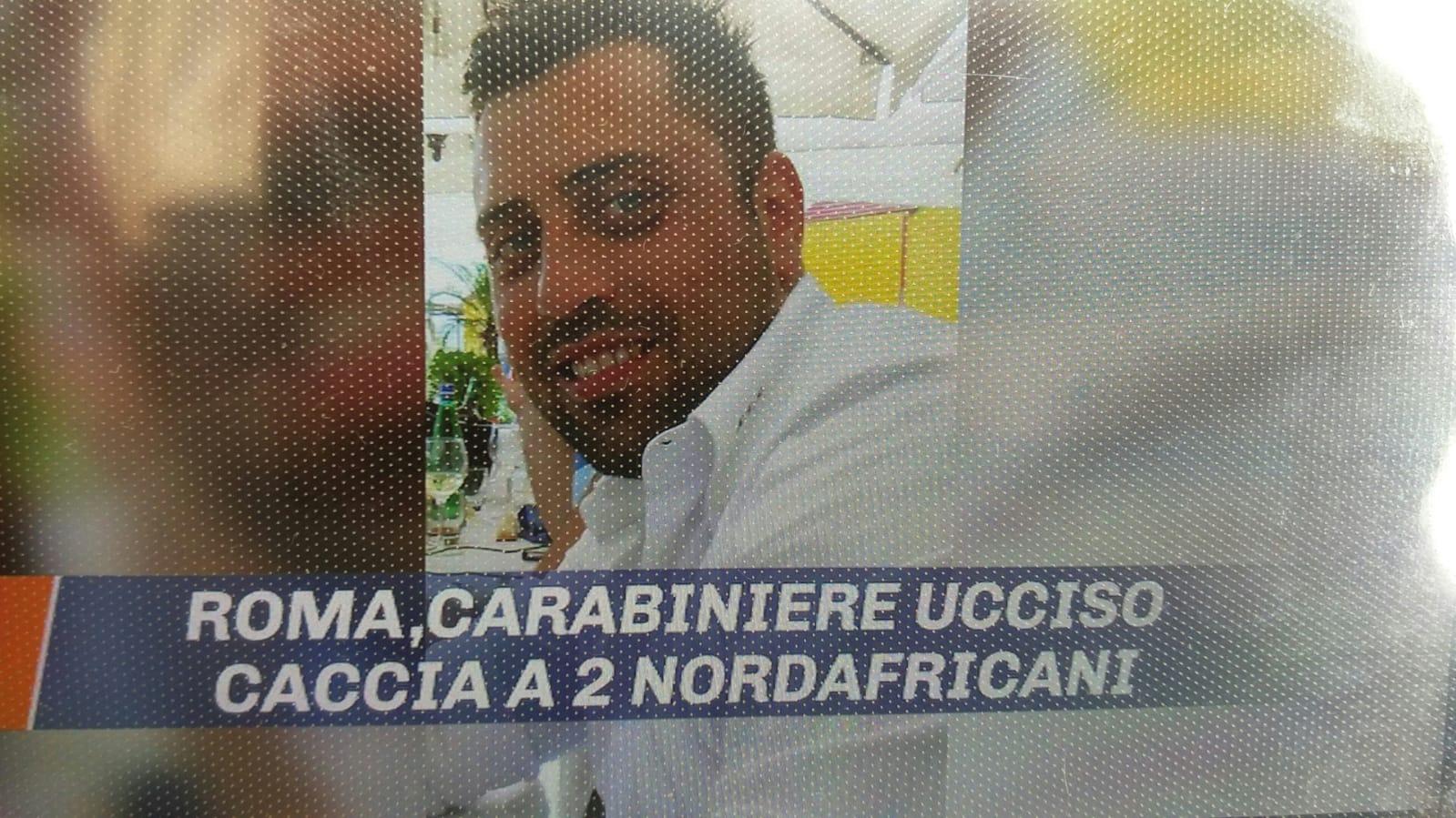 L'assassino è presunto, ma certamente è nordafricano