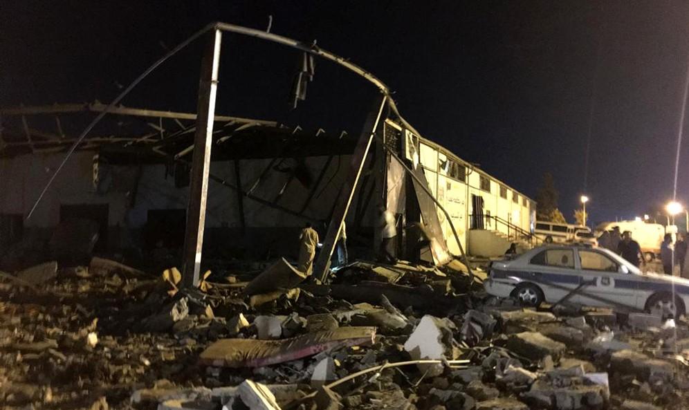 La Libia non è un porto sicuro: OIM e UNHCR condannano duramente l'attacco al centro di detenzione per migranti di Tajoura