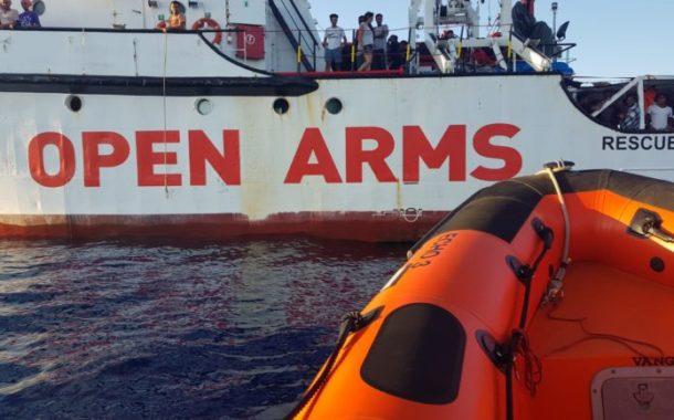 Open arms: situazione sotto controllo ma emotivamente e psicologicamente insostenibile