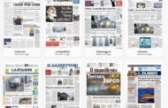 L'attacco alla sinagoga in Germania sulle prime pagine dei quotidiani nazionali