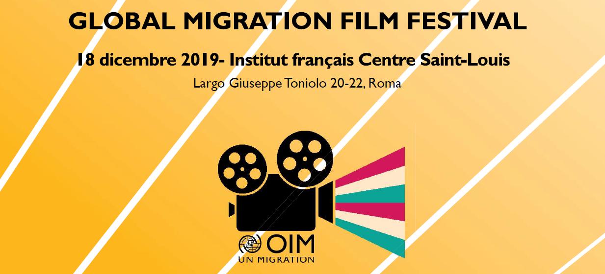 18 dicembre - A Roma il Global Migration Film Festival dell'OIM