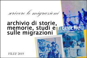 """Pubblicato l'archivio digitale """"Scrivere le migrazioni"""""""