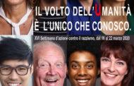"""Campagna contro il razzismo 2020: """"Il volto dell'umanità è l'unico che conosco"""" #maipiurazzismo"""