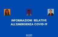 COVID-19: l'OIM diffonde un volantino informativo tradotto in 26 lingue e rivolto agli stranieri che vivono in Italia