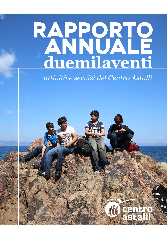 Presentazione rapporto annuale Centro Astalli