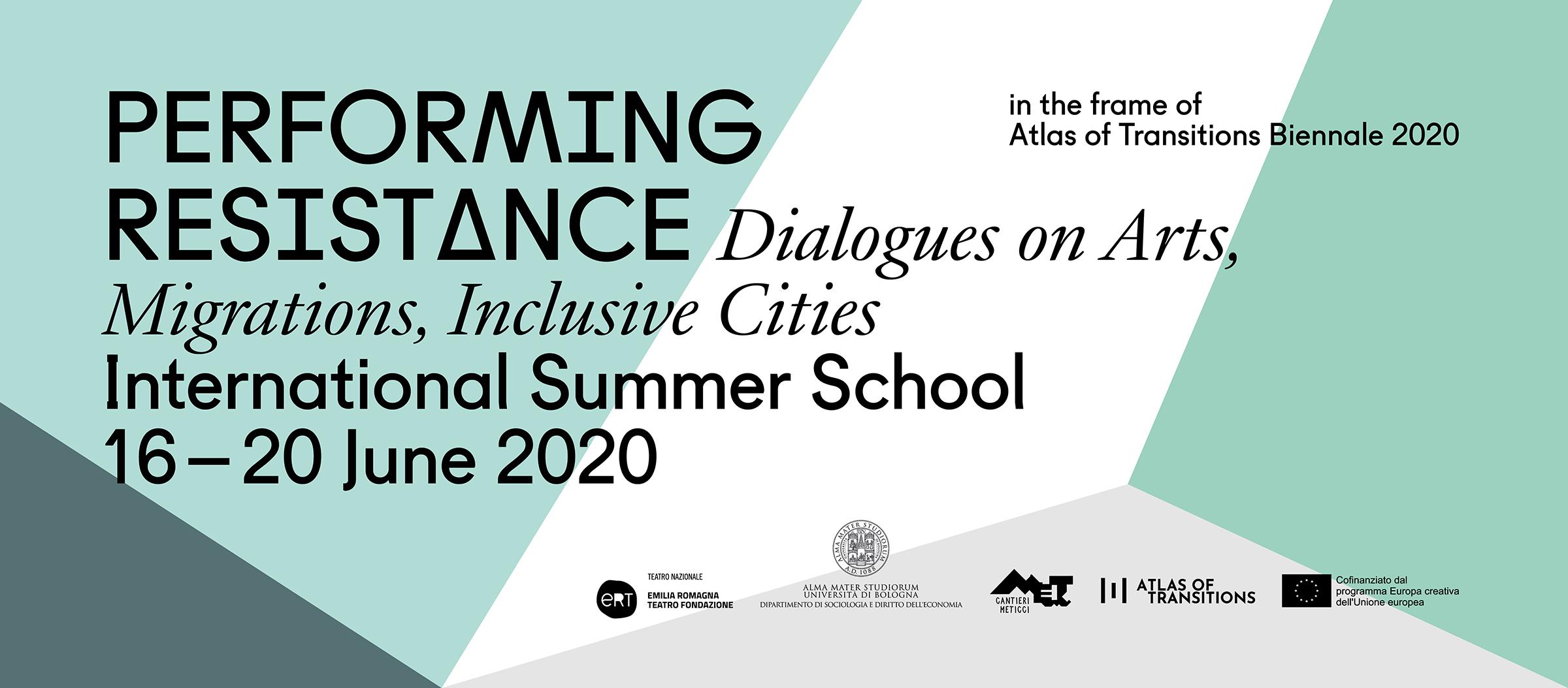 Performing Resistance, come indagare il rapporto tra arti, migrazioni e cittadinanze
