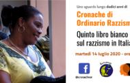 Cronache di ordinario razzismo. Quinto libro bianco sul razzismo in Italia. Presentazione online