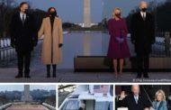 Democrazia, unità, risanare: le parole più usate da Biden nel discorso di insediamento