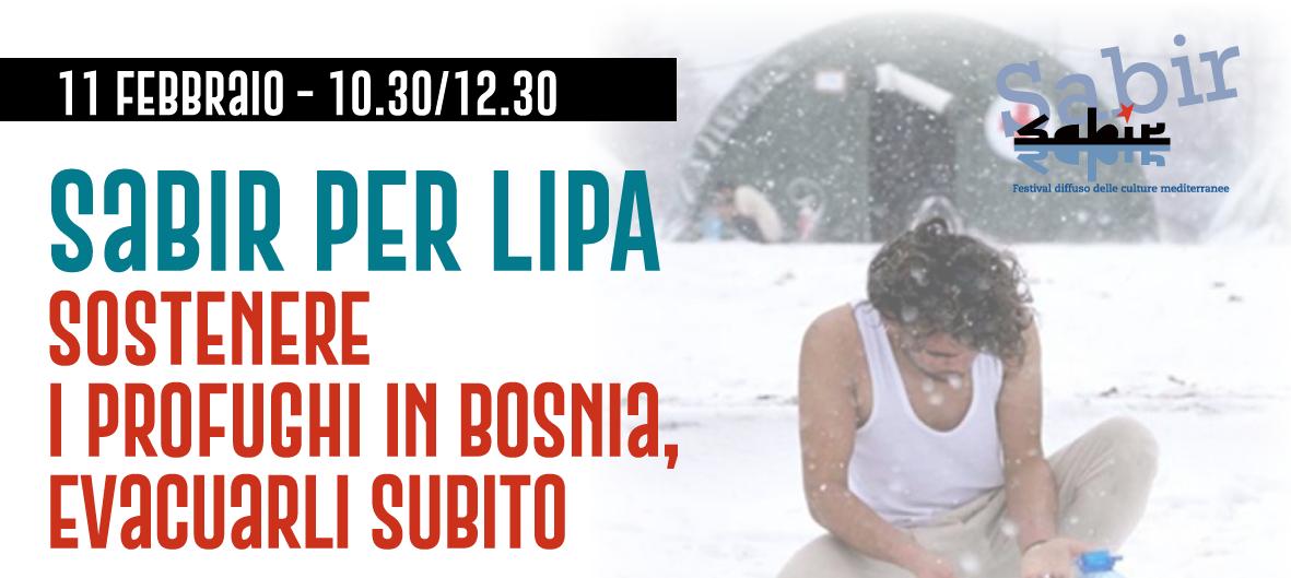 """Bosnia, ARCI, Caritas Italiana, ACLI, CGIL: """"Sabir per Lipa: sostenere i profughi, evacuarli subito"""""""