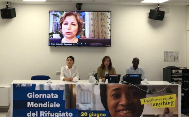 UNHCR: i leader mondiali agiscano per fermare la crescita del numero di persone costrette alla fuga
