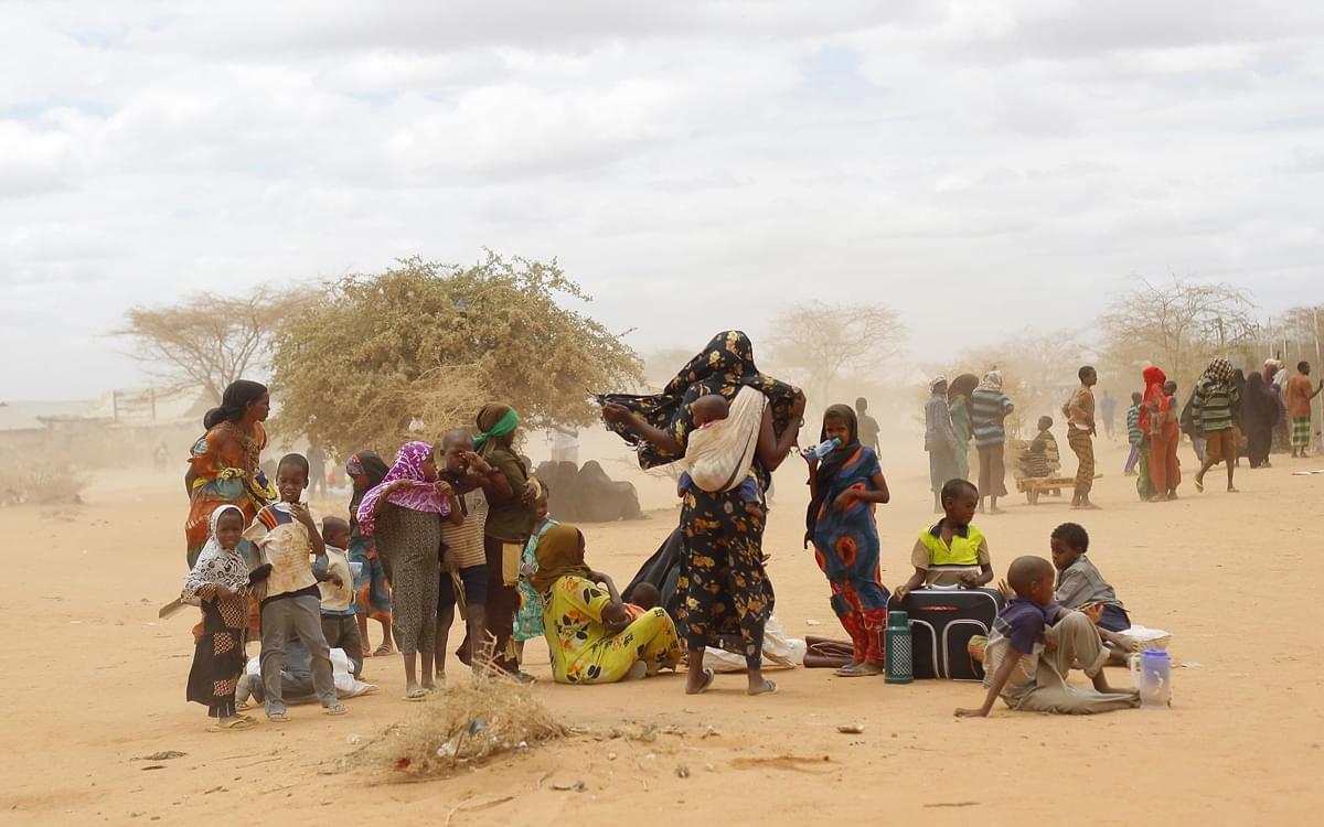 Le previsioni del secondo Rapporto Growndshell della Banca mondiale: 216 milioni di migranti climatici entro il 2050