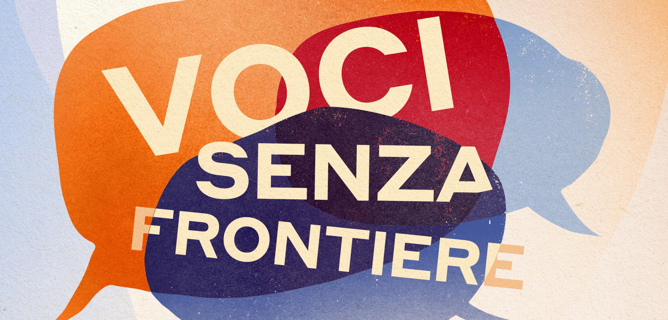 """""""Voci senza frontiere"""", un elenco di esperte/i rappresentanti dell'Italia plurale"""