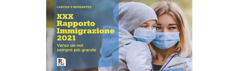 Presentato il XXX Rapporto Immigrazione Caritas-Migrantes